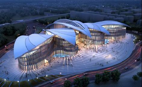 泰安文化艺术中心