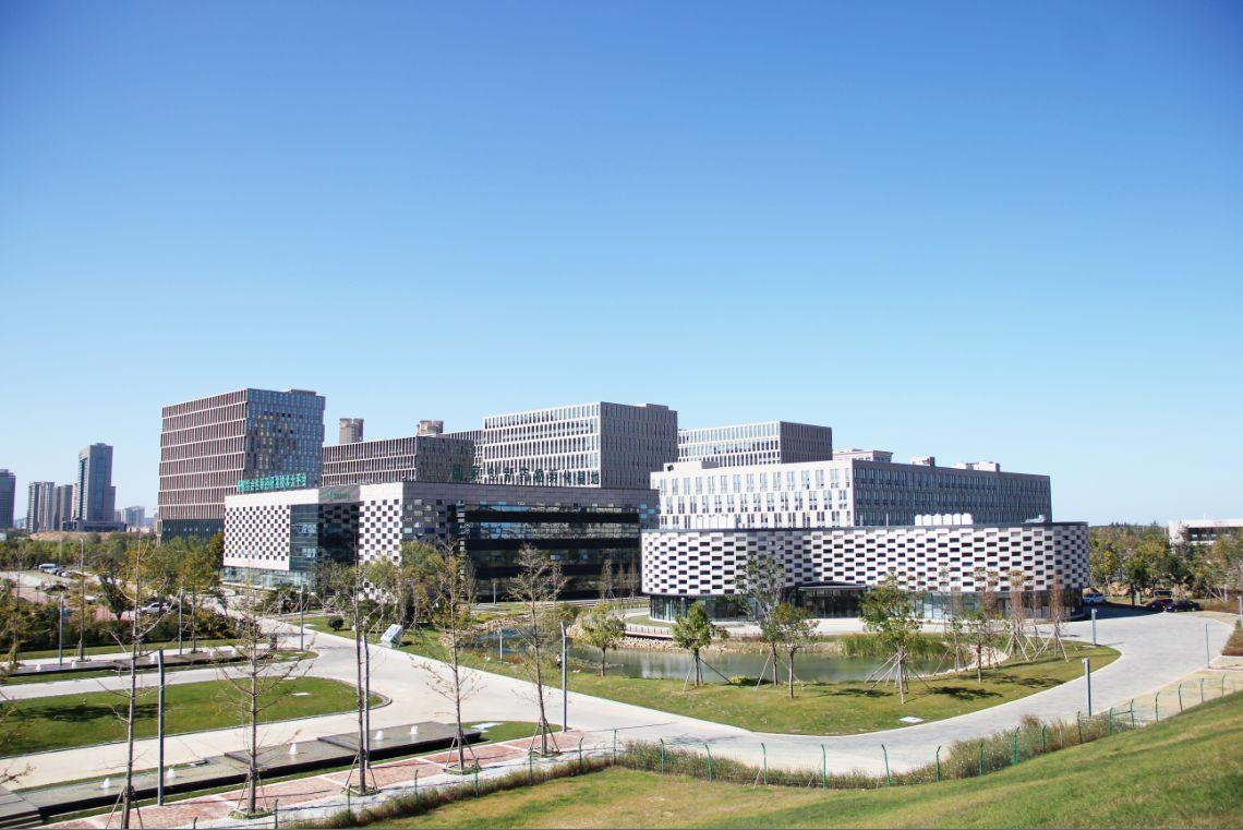 山东国际生物科技园