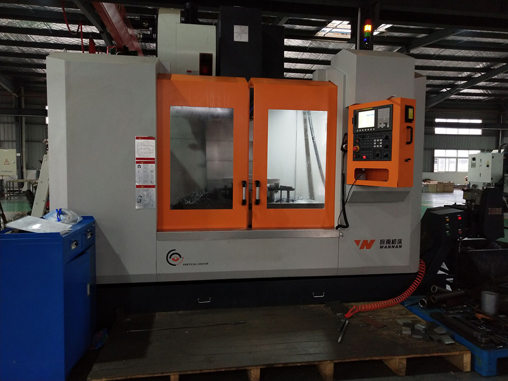 立式加工中心VMC1200L