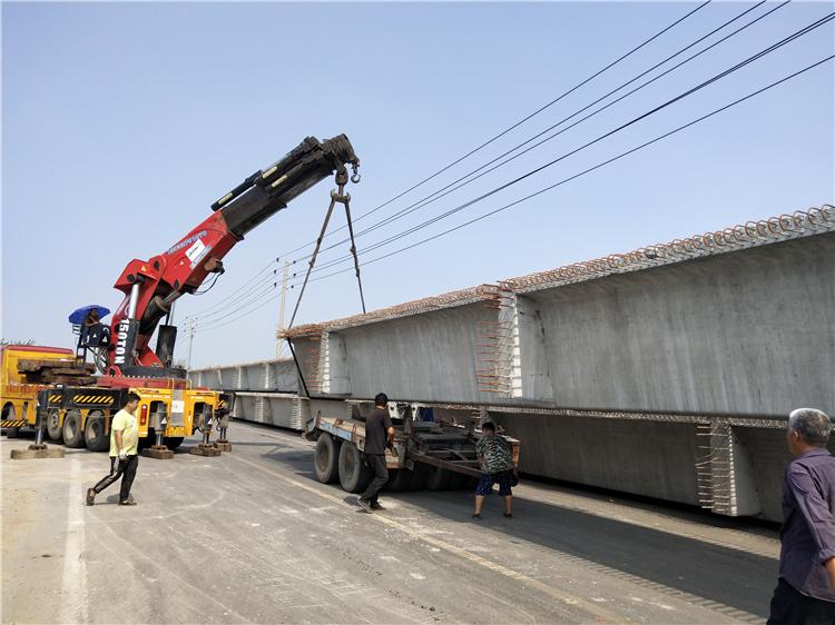 大型設備吊裝搬運
