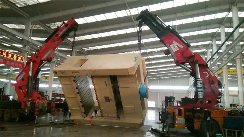 大型設備吊裝搬運-3