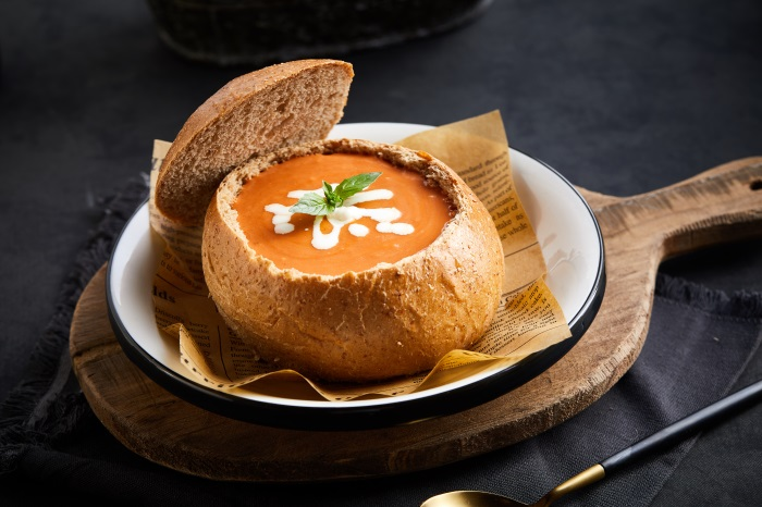 Cream tomato soup 32912