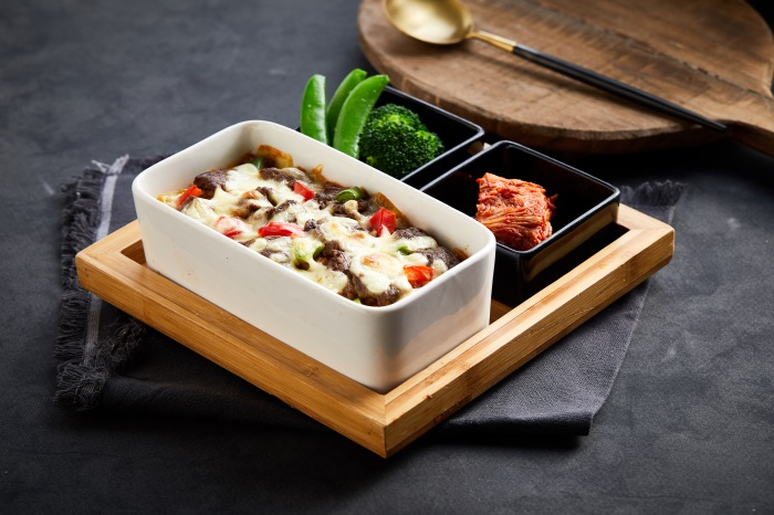 Baked rice with veal 32925