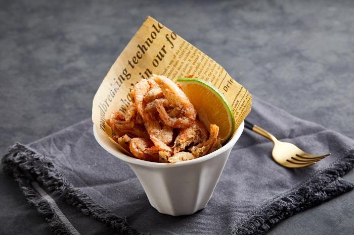 Fried shrimp 33084