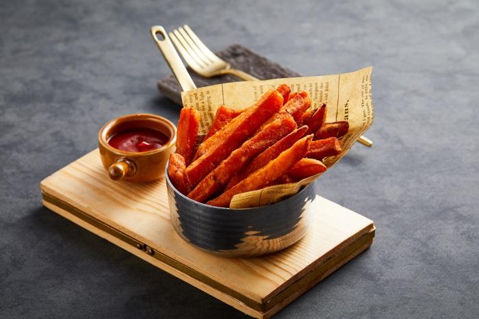 Sweet potato strip 33091