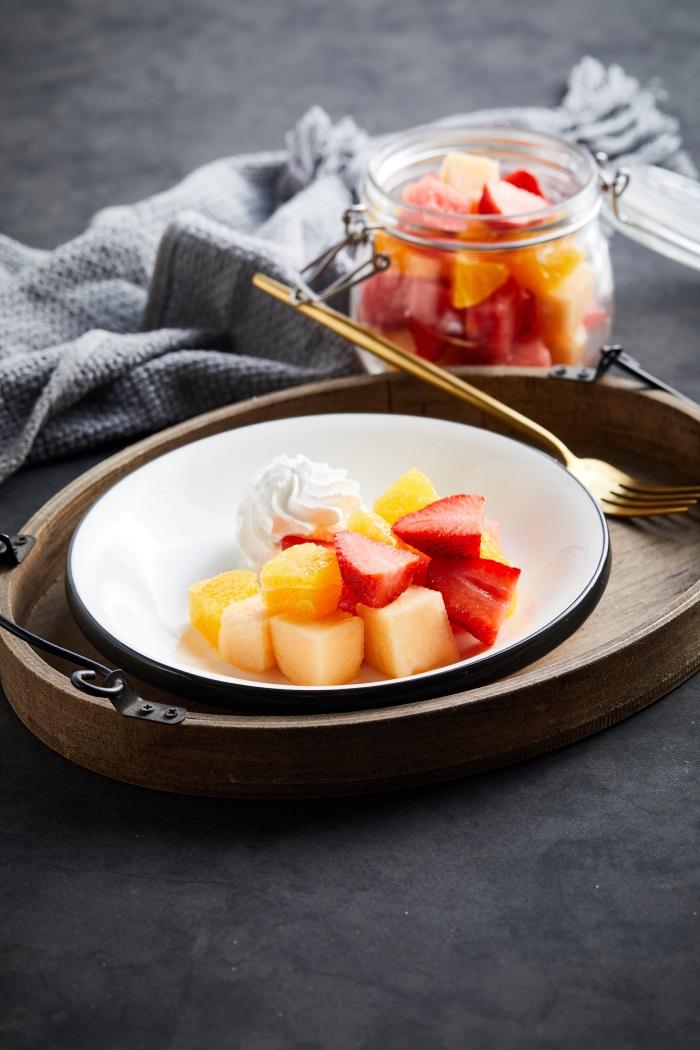 Fruit plate 33332