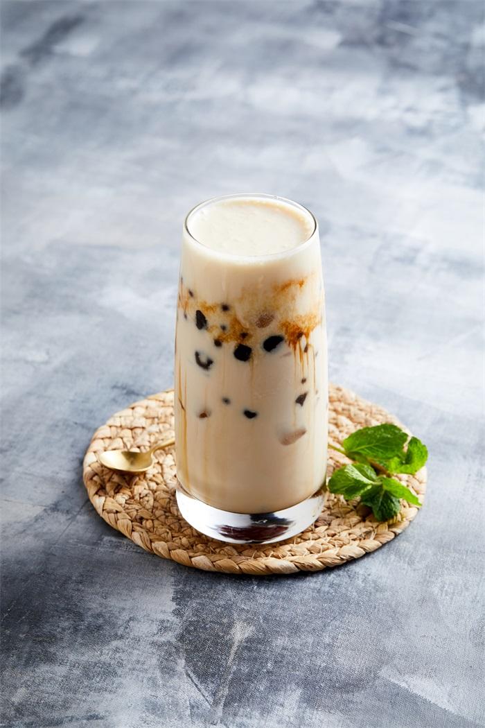 Pearl milk cappo tea 33101