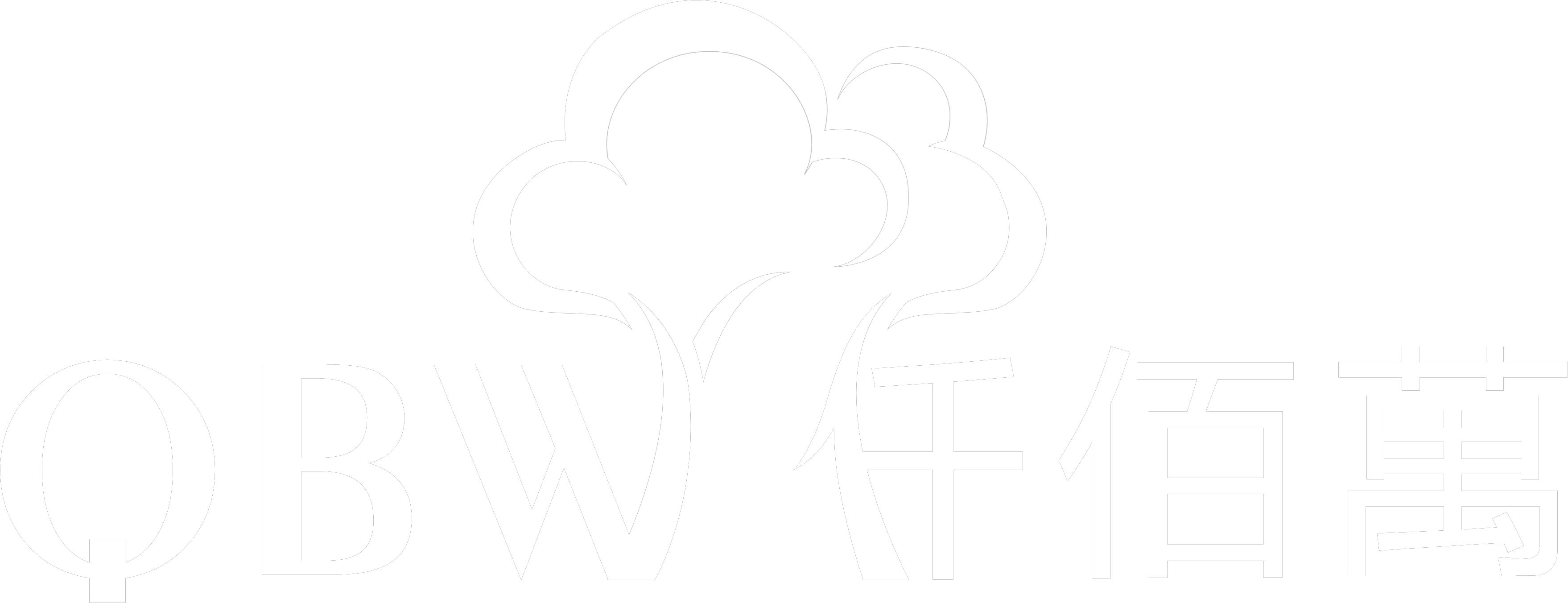 千百萬-logo白色