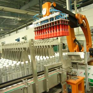 69010100機器人系列-機器人裝箱機