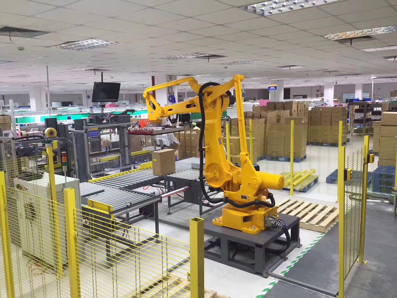 69010100機器人系列-碼垛工作站-2