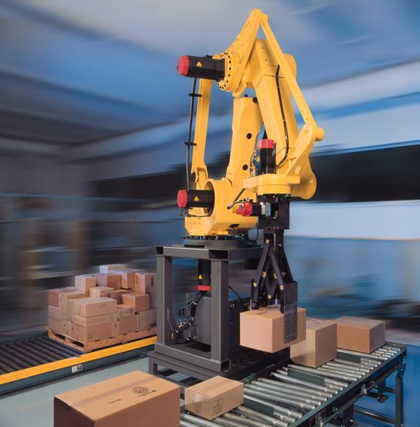 69010100機器人系列-紙箱碼垛機
