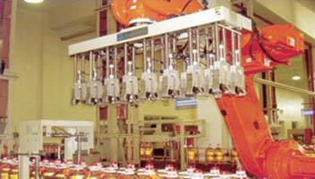 69010100機器人系列-自動裝箱機