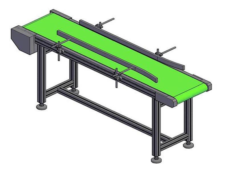 輸送線統一尺寸-輸送線3D副本