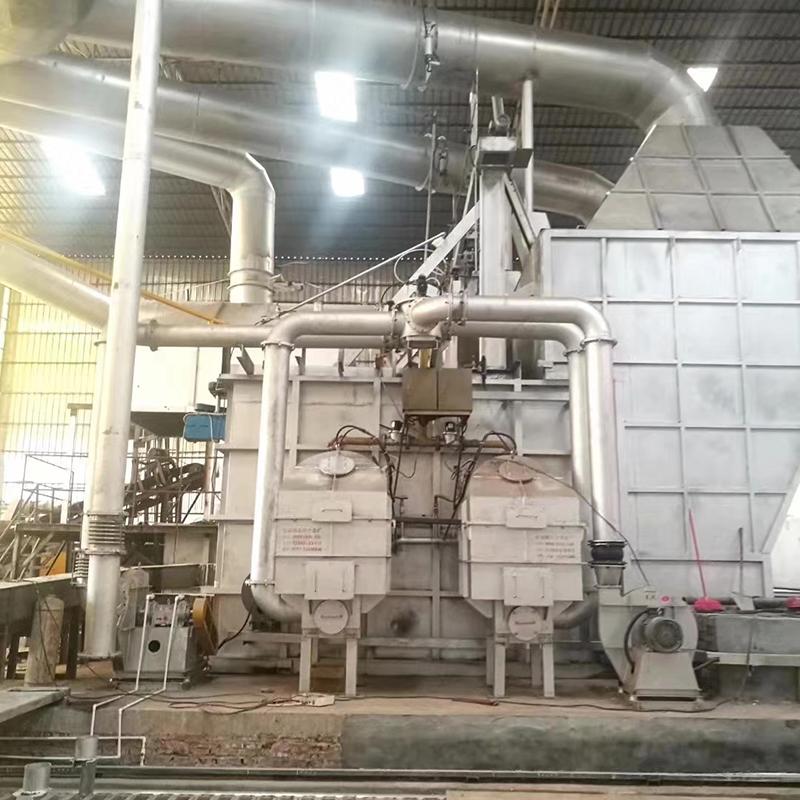 蓄熱式熔爐