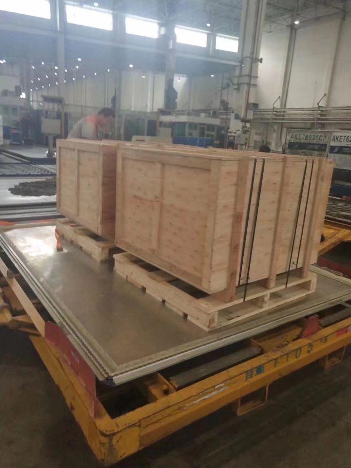 精密儀器空運及木箱包裝