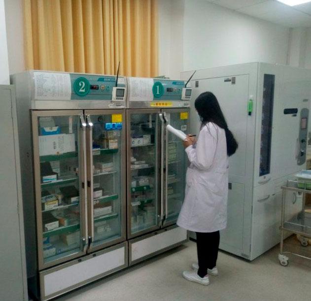 疾控中心、醫院