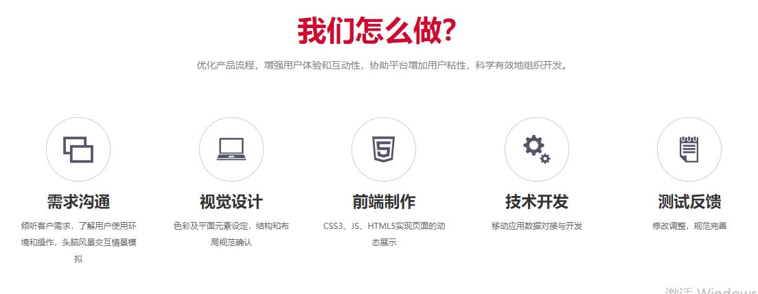网站开发1