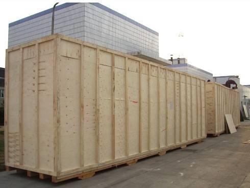 蘇州司樂杰數控機床包裝項目