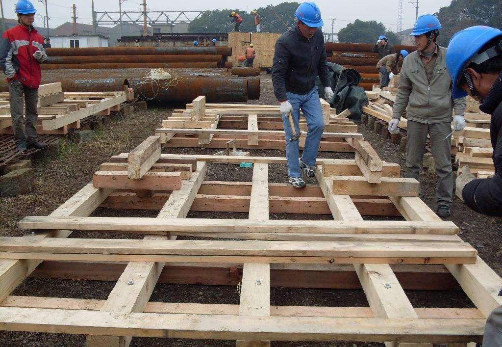 上海寶鋼生產線搬運項目