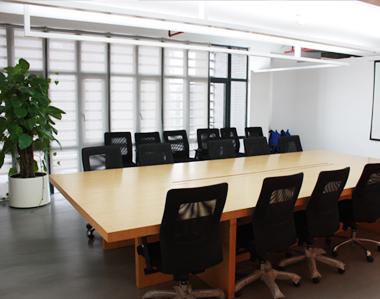 公司辦公室照片-大會議室