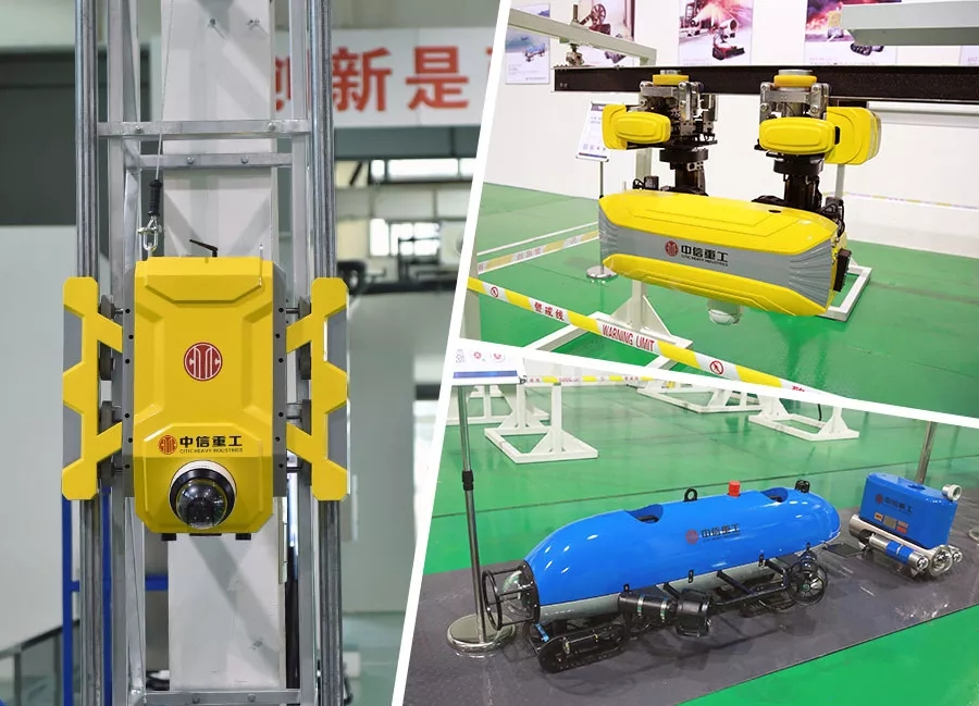 城市综合管廊巡检、爬壁特种作业、水下侦测等不同场景的3款机器人新品.webp_-1