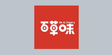 百草味logo