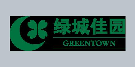 綠城佳園logo