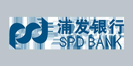 浦發銀行logo