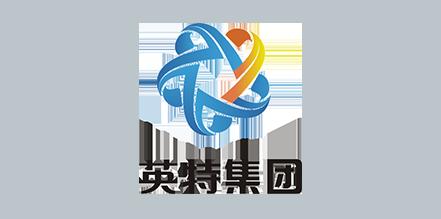 英特藥業logo