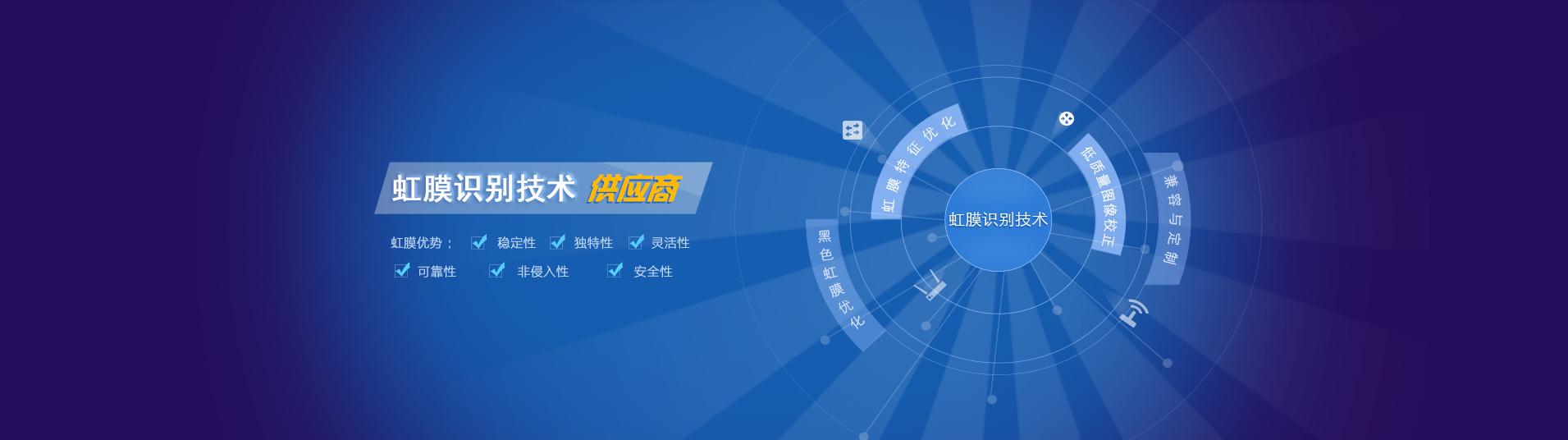 banner-虹膜識別技術供應商