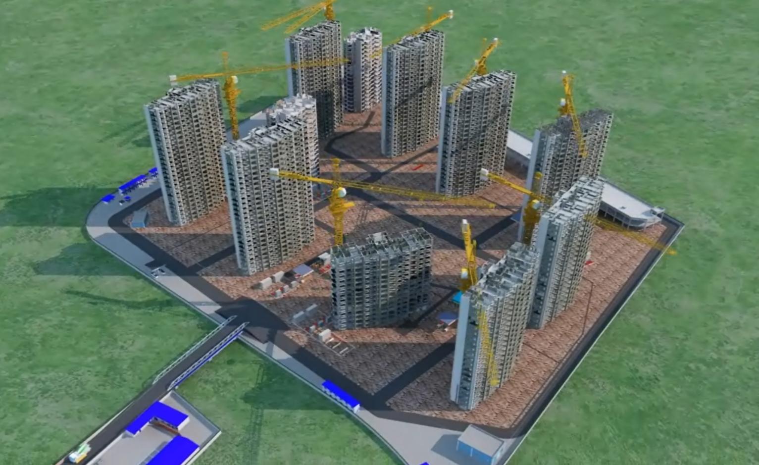 4虚拟施工,有效协同