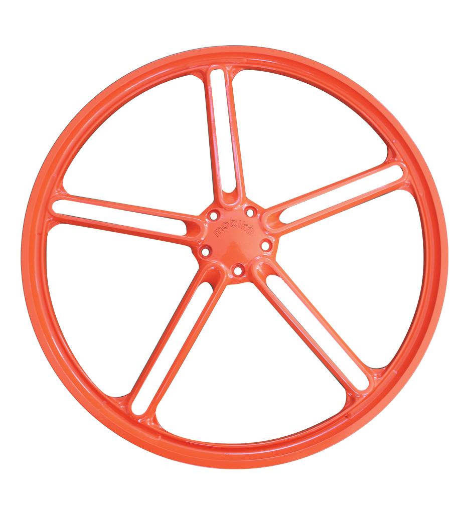 5.共享单车轮毂