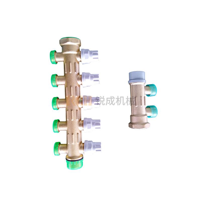114全自動分水器集水器裝配機2