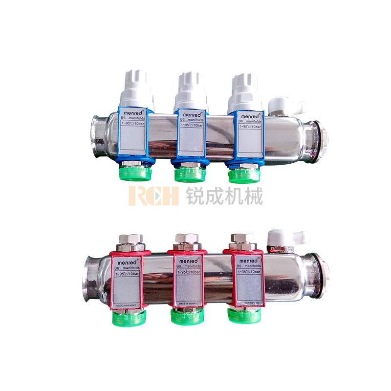 115全自動分水器集水器裝配機3