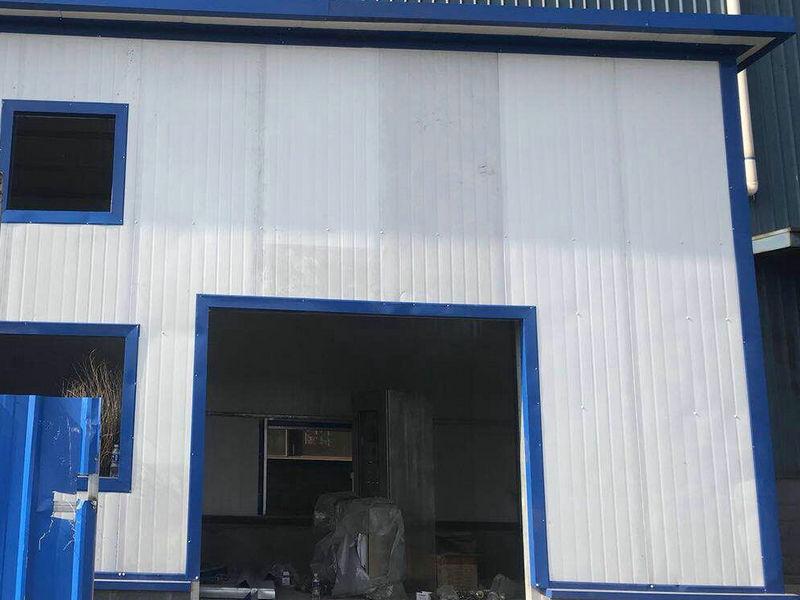 鋼結構廠房B2