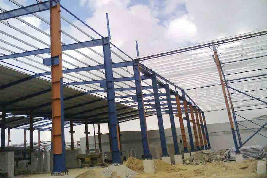钢结构B002
