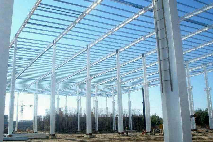 钢结构B009