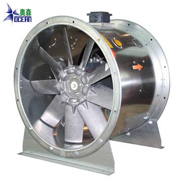 高效低噪軸流風機