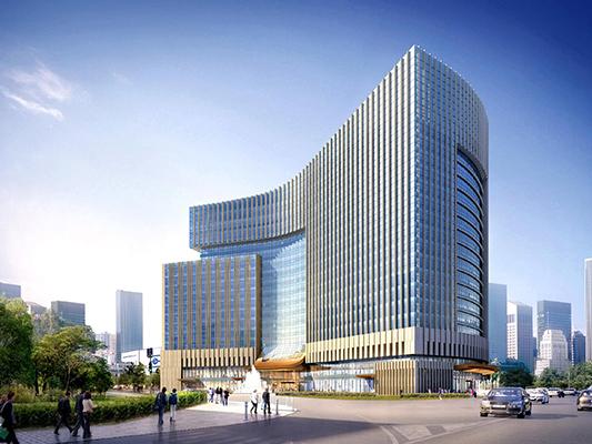 新青海大廈