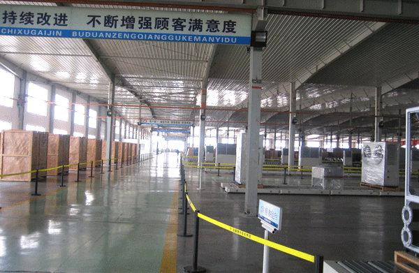 空調機組生產區2