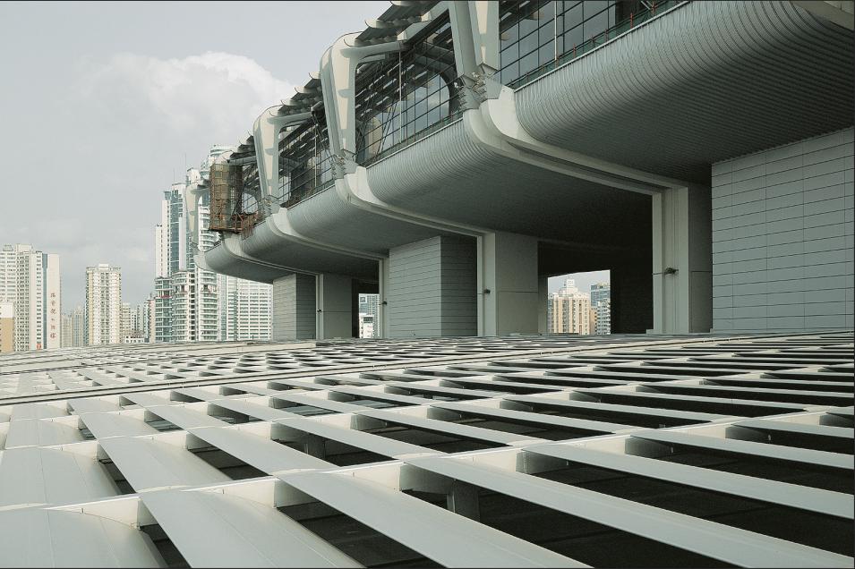 高端铝合金建筑型材
