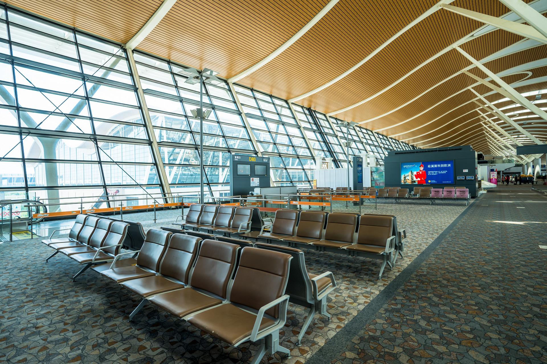 機場航站樓的遮陽百味