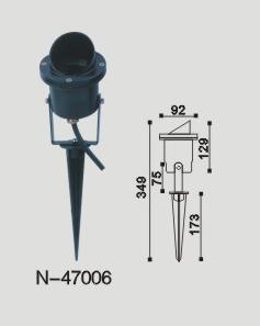 插地灯N-47006