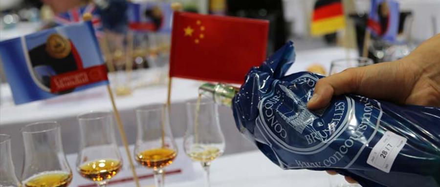 時隔五年,釣魚臺酒再獲布魯塞爾國際烈性酒大獎賽金獎