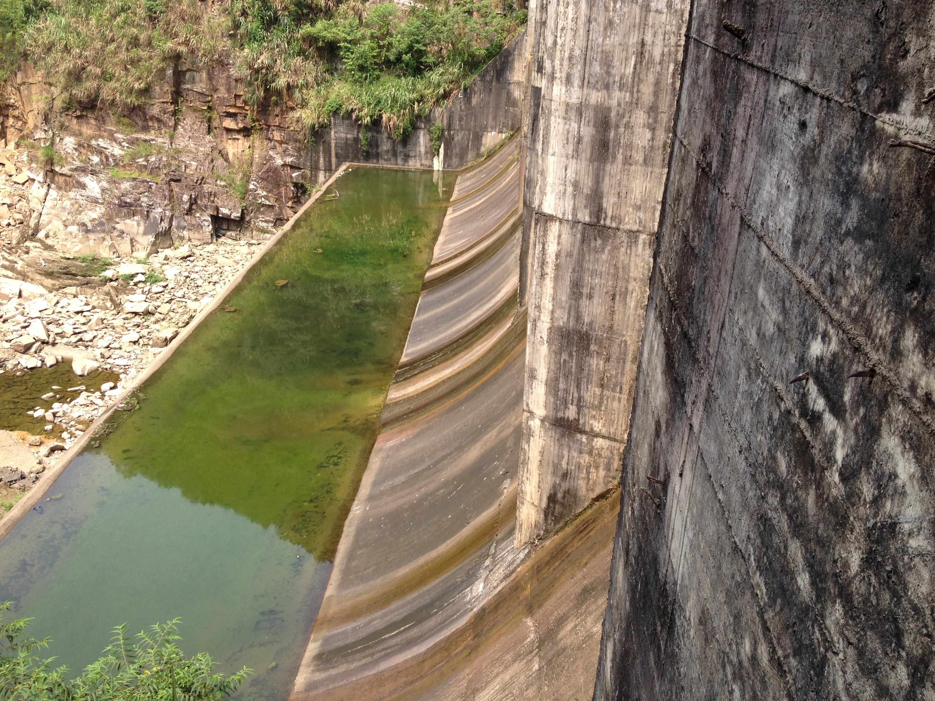 連平縣河頭發電站大壩安全監測