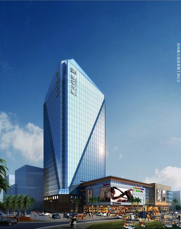 商匯大廈主體及基坑工程檢測