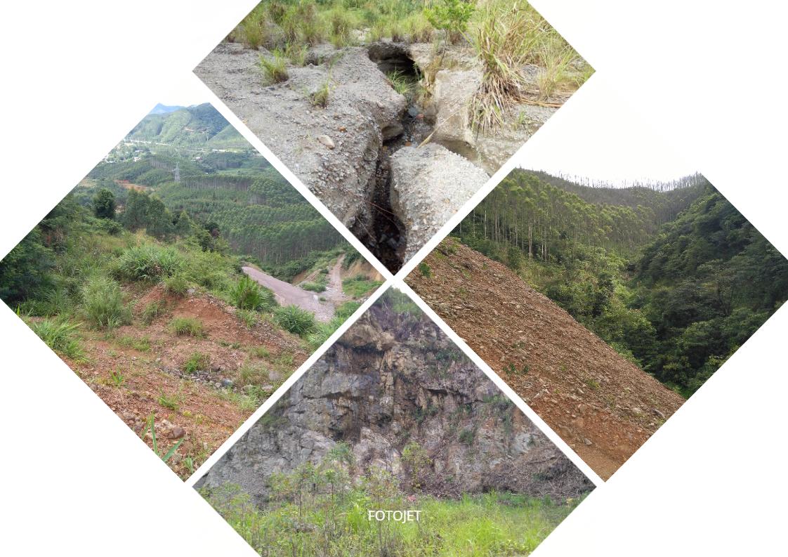 東源縣黃土嶺飛起礦山地質環境恢復治理項目