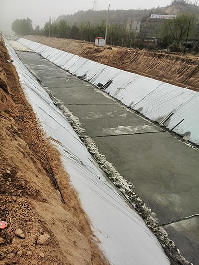 蘭州皋蘭大砂河工程