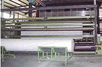 長絲紡粘針刺非織造土工布生產線