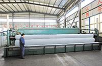 針刺非織造土工布生產線